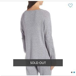 Zella Sweaters - Zella grey cashmere blend sweater jogger set